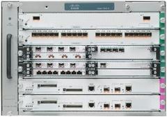 """Шасси Cisco 7606-S.Состояние """"used""""."""