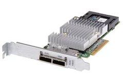 Контроллер DELL Controller PERC H810 RAID 0/1/5/6/10/50/60 for External JBOD, 1Gb NV Cache, Full Height - Kit