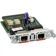 VIC2-2BRI-NT/TE= Модуль Two-port Voice Interface Card - BRI (NT and TE)