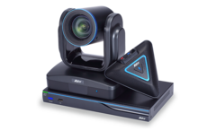 Система для организации видео конференцсвязи, точка-точка, поворотная камера, 12х оптический  и 1,5х цифровой Zoom, FullHD