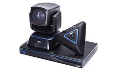 Система для организации видео конференцсвязи, до 4х соединений, поворотная камера, 12х оптический  и 1,5х цифровой Zoom, FullHD