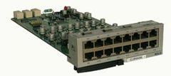 Плата 16-аналоговых внутренних линий, Samsung 16SLI3 (OS7400BSL3/EUS)