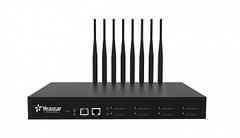 Шлюз VoiceIP-GSM Yeastar TG800
