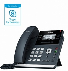 Телефон SIP-T41S для Skype for Business