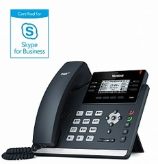 Телефон SIP-T42S для Skype for Business