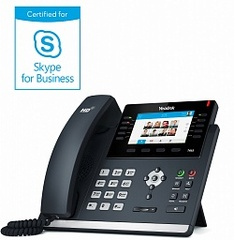 Телефон SIP-T46S для Skype for Business