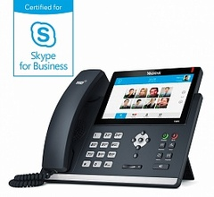 Телефон SIP-T48S для Skype for Business