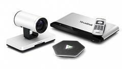 Система видеоконференцсвязи Yealink VC120 в комплекте с 12-кратной HD камерой, проводным микрофоном VCM30 и доп. лицензией на 8 точек 720P